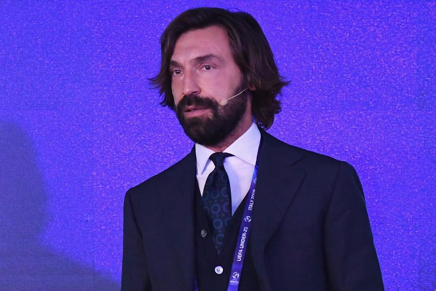 元イタリア代表MFアンドレア・ピルロ氏【写真:Getty Images】