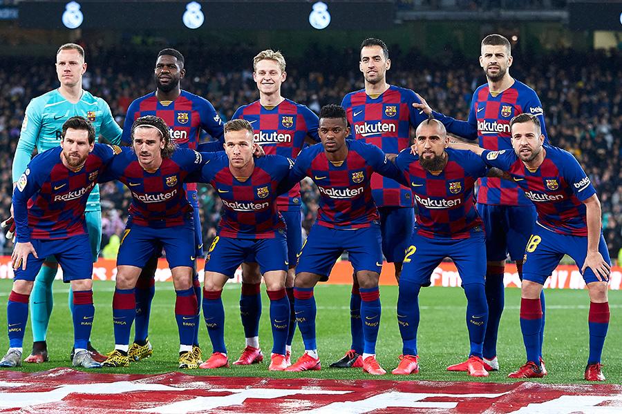 バルセロナでは12人もの選手が放出候補に【写真:Getty Images】