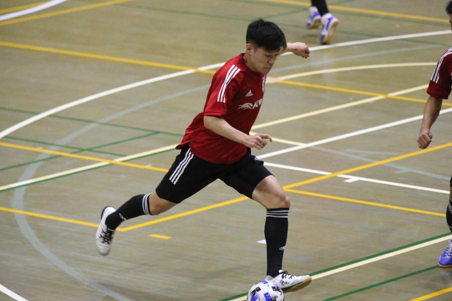 バルドラール浦安FP石田健太郎【写真:河合拓/Futsal X】