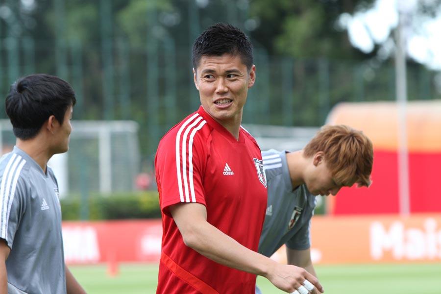 ストラスブールに所属する日本代表GK川島【写真:Football ZONE web】