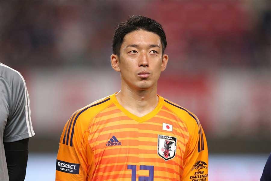 GKは急にしか出番が来ない」 4カ月ぶり公式戦の権田修一、好セーブを ...