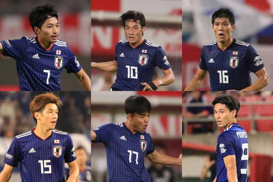 パラグアイ戦に出場した全17選手のパフォーマンスを分析【写真:高橋学 & Noriko NAGANO】