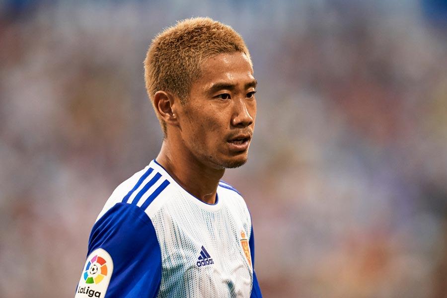 サラゴサMF香川真司は日本代表に復帰なるか【写真:Getty Images】