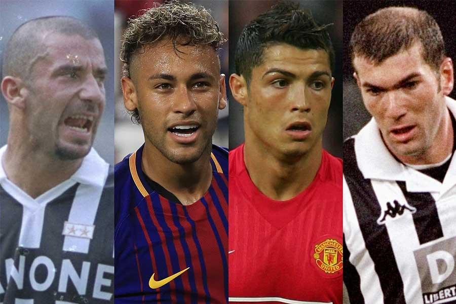 """サッカー界歴代の移籍市場の中で""""最も高価な選手""""とは…【写真:Getty Images】"""