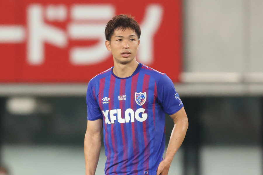 FC東京のDF森重真人【写真:高橋学】