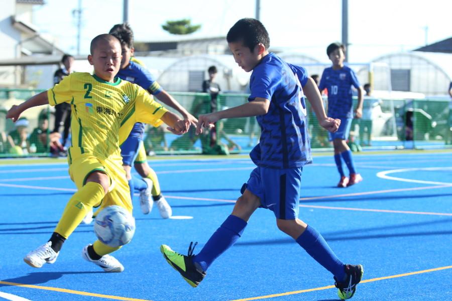 「U-12地域フットサルチャンピオンズカップ」の全国大会が愛知県で開催【写真:河合拓/Futsal X】