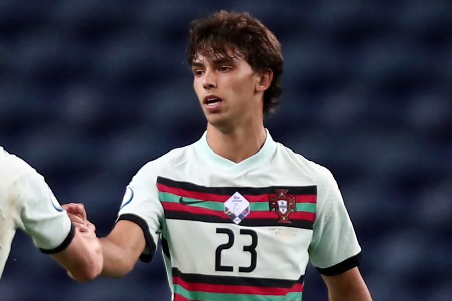 ポルトガル代表FWジョアン・フェリックス【写真:AP】