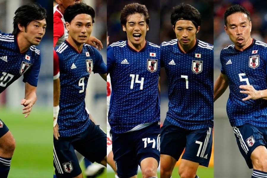 金田氏がモンゴル戦に出場した日本代表の全選手を5段階で評価【写真:Yukihito Taguchi】