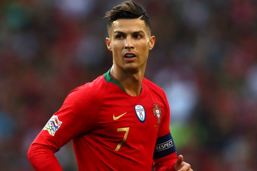 ポルトガル代表FWクリスティアーノ・ロナウド【写真:Getty Images】