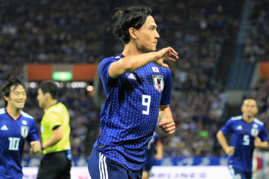 日本代表はモンゴル戦で、南野の先制点を始めとする6得点を奪った【写真:Noriko NAGANO】