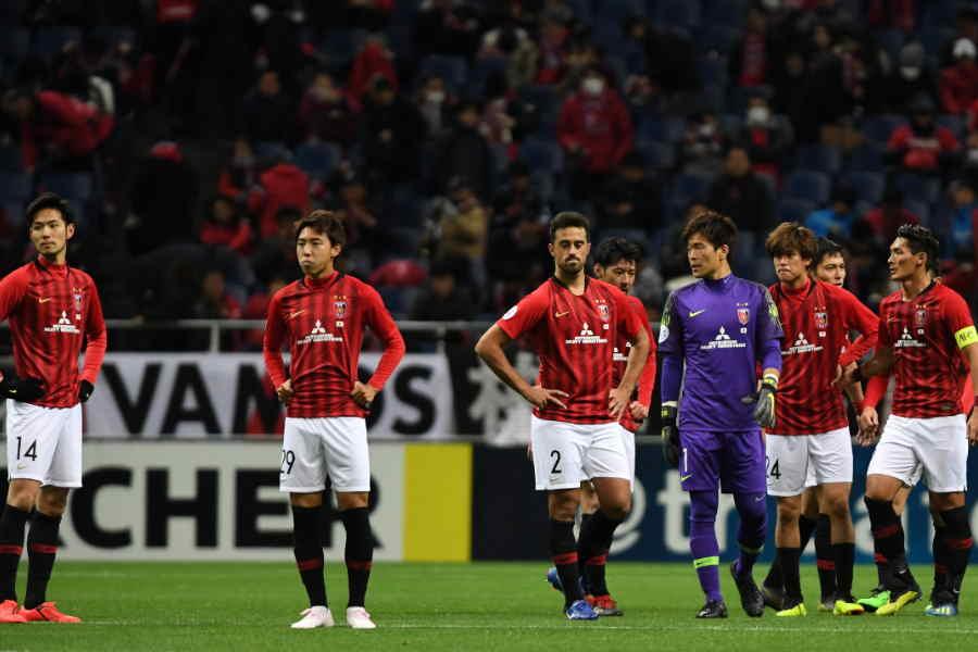 浦和レッズはACL、J1の過酷さを感じている【写真:Getty Images】