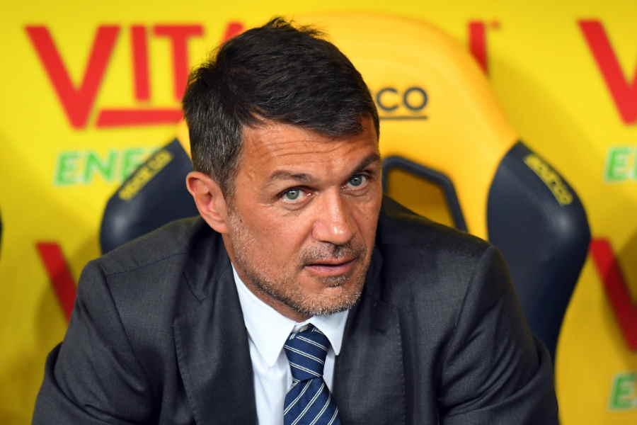 パオロ・マルディーニ氏はチームへの見解を示した【写真:Getty Images】