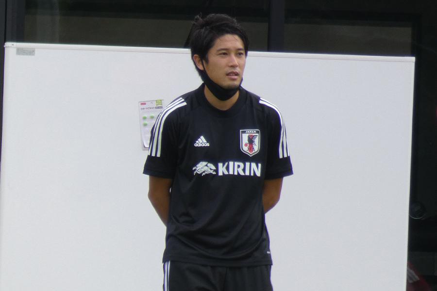 内田篤人氏が香川について語った【写真:Football ZONE web】