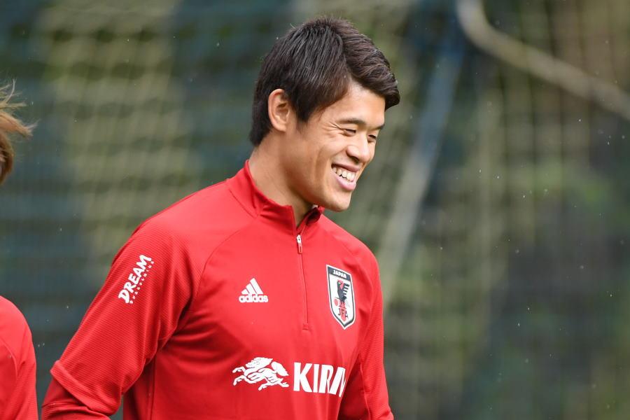 日本代表DF酒井宏樹【写真:©JFA】