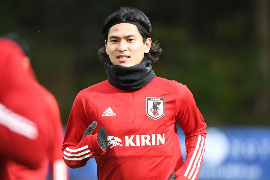 日本代表MF南野拓実【写真:©JFA】