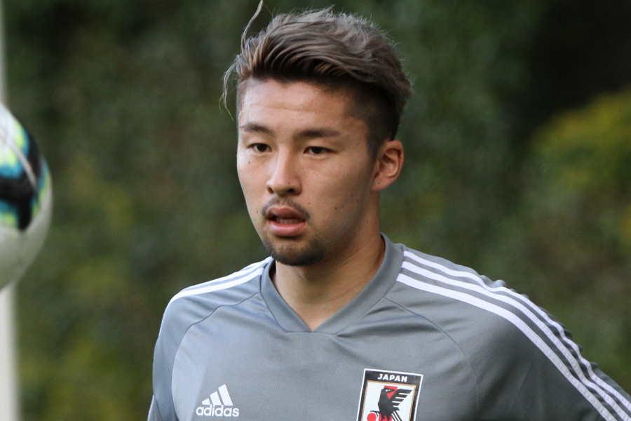 U-22日本代表主将、中山雄太【写真:Football ZONE web】