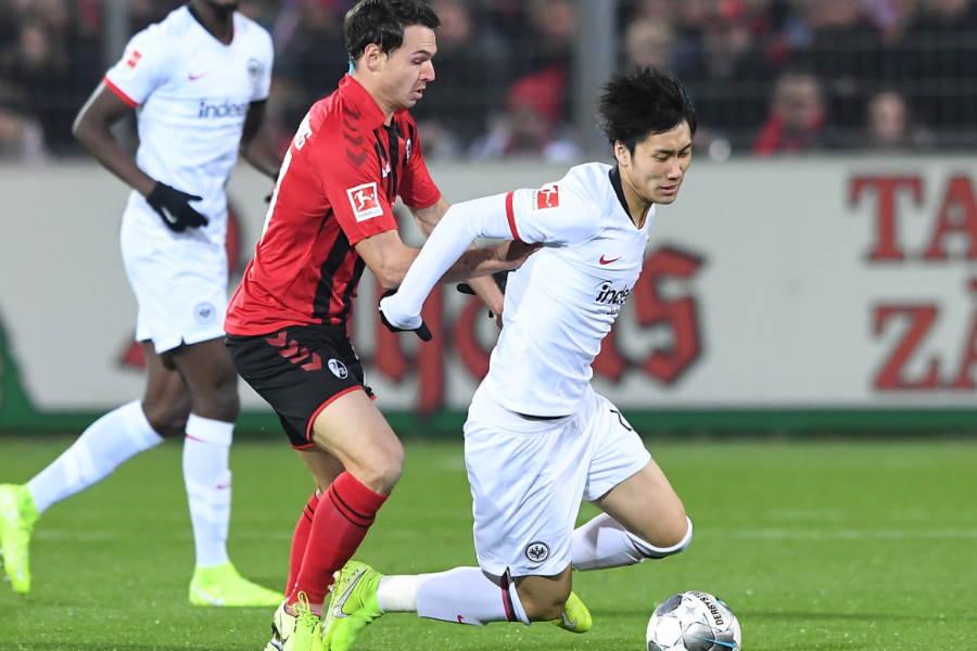 鎌田はチーム上昇の鍵になれるか【写真:Getty Images】