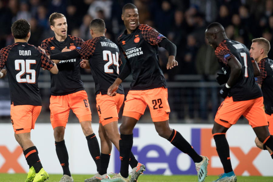 PSVは7試合ぶり勝利も新戦力に課題【写真:Getty Images】