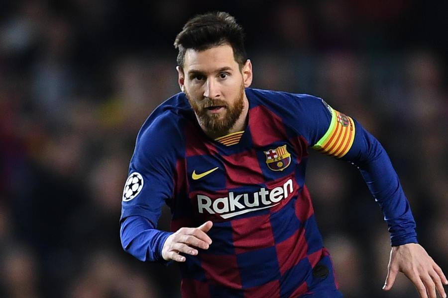 バルセロナのメッシがドルトムント守備陣を翻弄【写真:Getty Images】