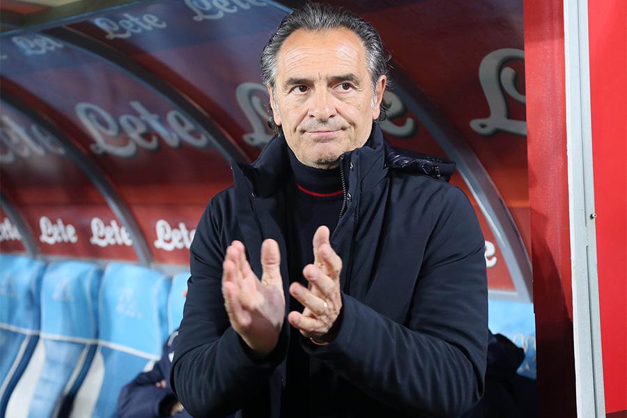 チェーザレ・プランデッリがフィオレンティーナの新監督に就任【写真:Getty Images】