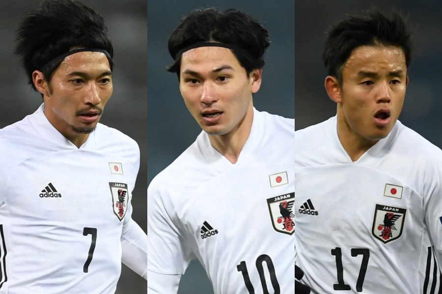 日本代表はパナマに1-0で勝利を収めた【写真:AP】
