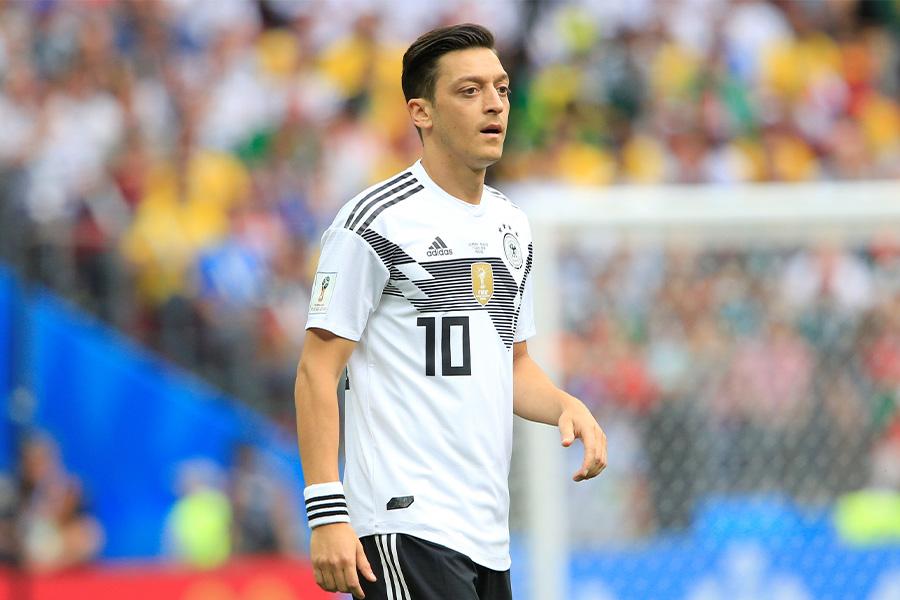 かつてドイツ代表で活躍したMFメスト・エジル【写真:Getty Images】