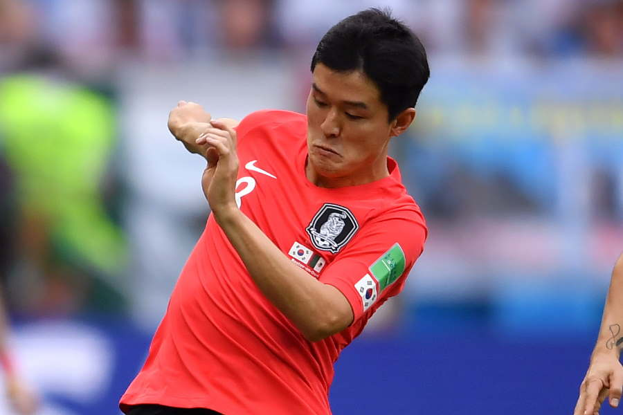 韓国代表でも活躍するFCソウルのチュ・セジョン【写真:Getty Images】