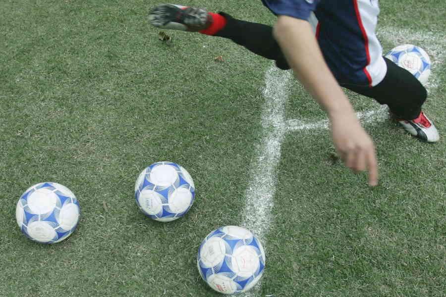 12月のFIFAクラブワールドカップ公式球が話題を呼んでいる(※写真はイメージです)【写真:Getty Images】