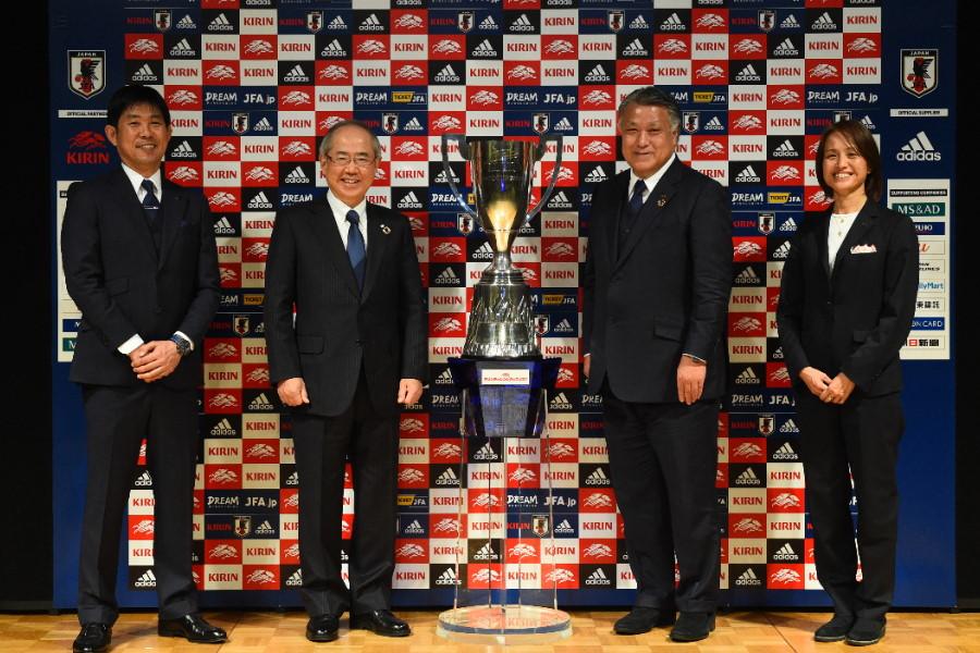 日本サッカー協会(JFA)が21年の年間スケジュールを発表【写真:©JFA】