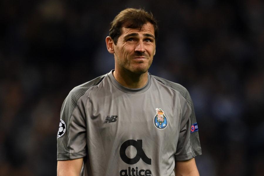 惜しまれながらも現役を引退した元スペイン代表GKイケル・カシージャス氏【写真:Getty Images】