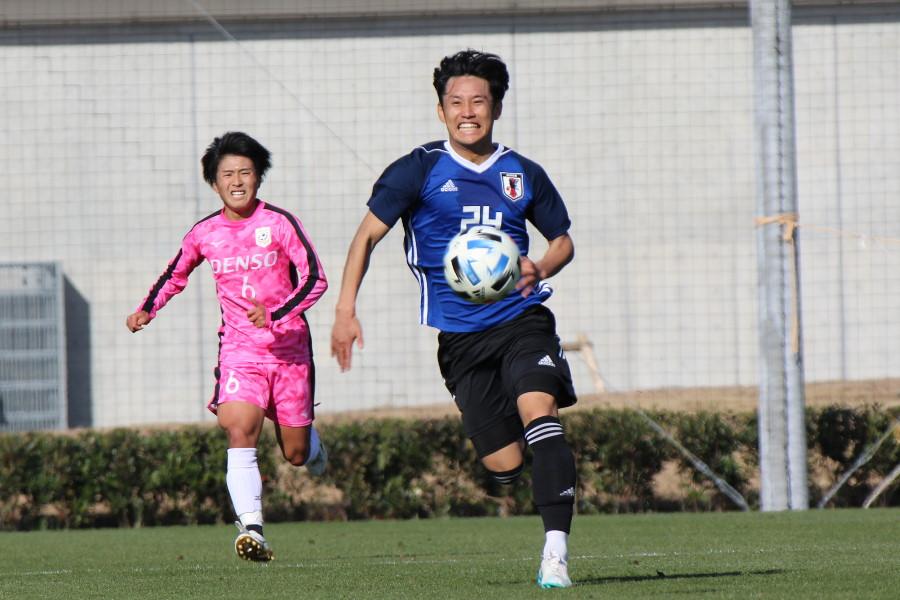 サガン鳥栖DF森下龍矢【写真:Football ZONE web】