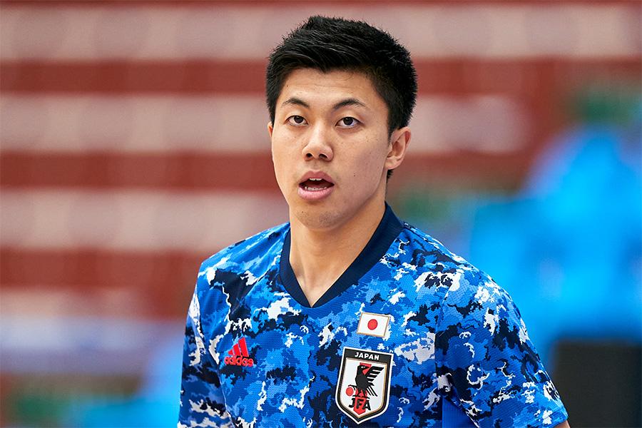 コルトバでプレーする日本代表FP清水和也【写真:Getty Images】