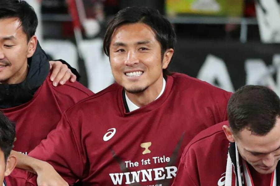 今季限りで現役引退の神戸DF那須大亮【写真:高橋学】
