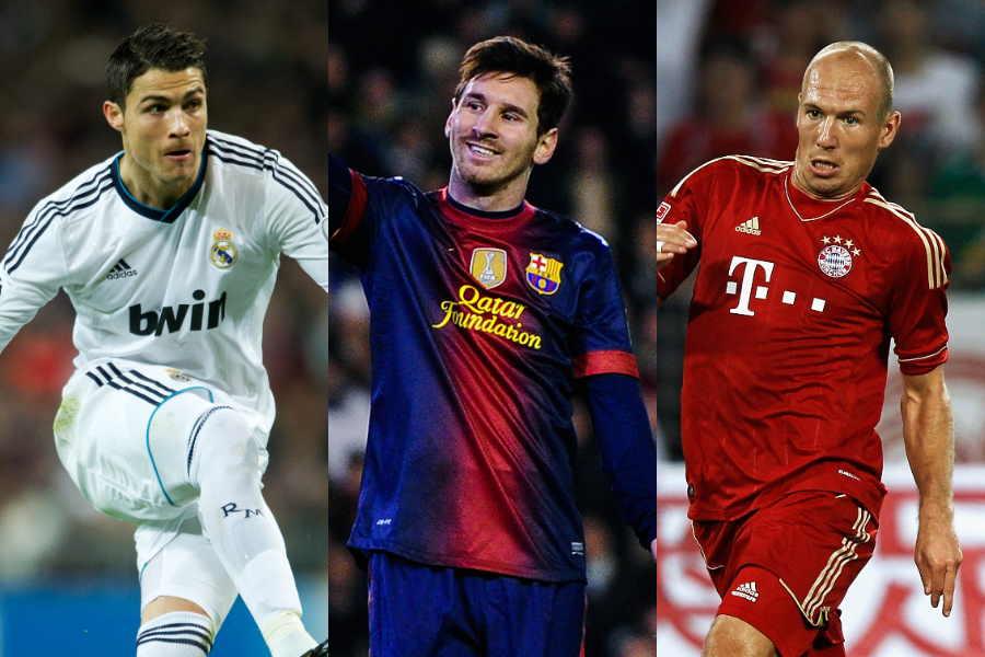 2010年代「欧州総勝ち点トップ5」に名を連ねたクラブは?【写真:Getty Images】