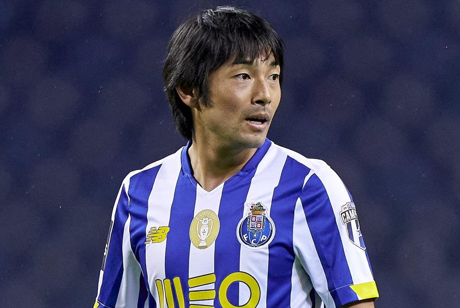 ポルトガル1部FCポルトに所属の日本代表MF中島翔哉【写真:Getty Images】