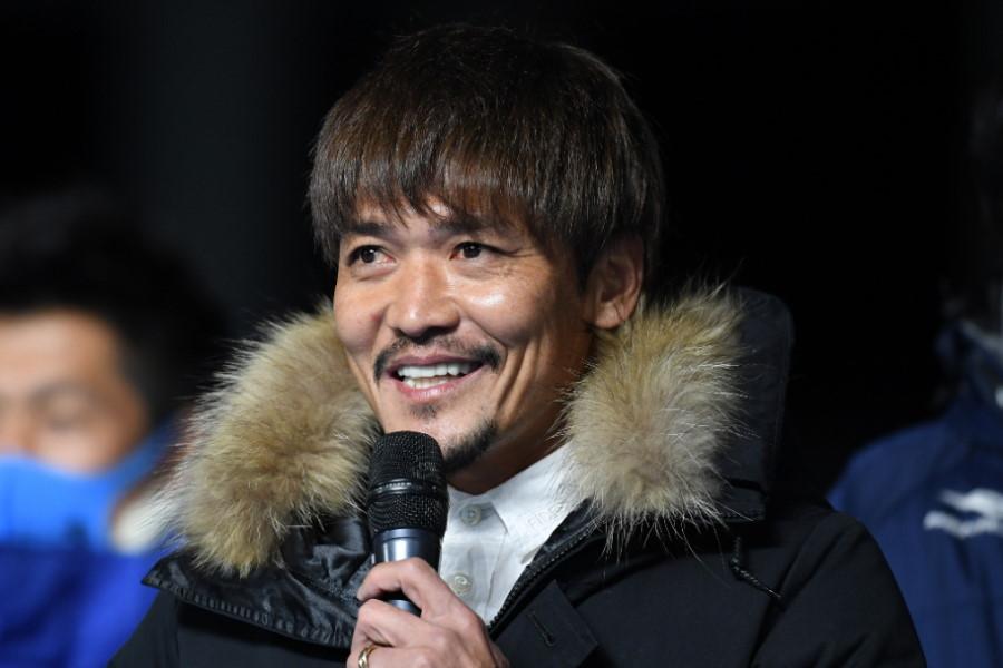 C大阪へ復帰した元日本代表FW大久保嘉人【写真:Getty Images】