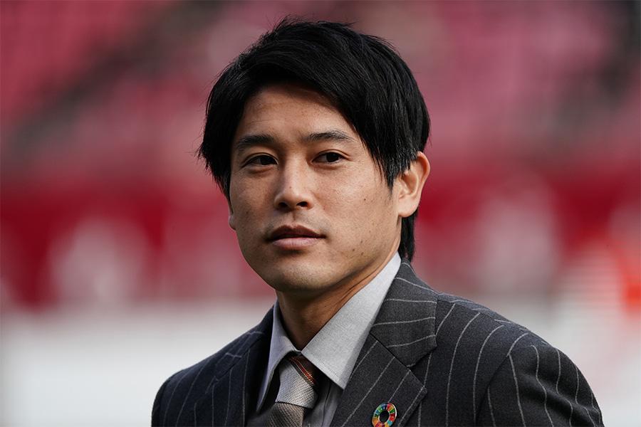 内田篤人氏が脳震とうになった体験談を明かした【写真:Getty Images】