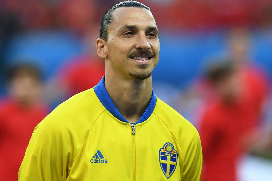 ズラタン・イブラヒモビッチに代表復帰の可能性【写真:Getty Images】