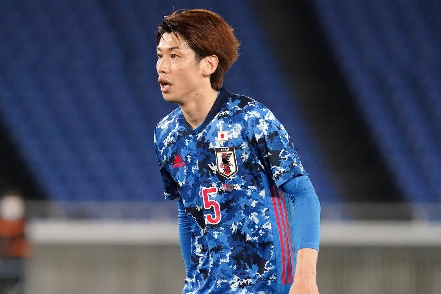 3-0の勝利に貢献した日本代表FW大迫勇也(ブレーメン)【写真:Getty Images】