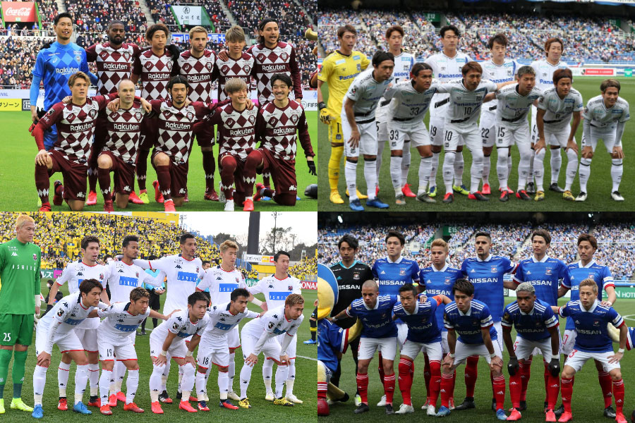 J1リーグ全18チームの市場価格の順位や変動に注目【写真:高橋学 & 小林 靖 & Noriko NAGANO】
