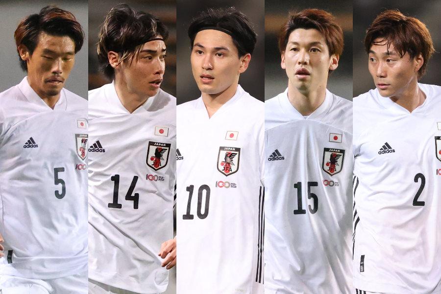 W杯予選での歴代最多得点記録を更新する14-0の完勝を収めた日本代表【写真:高橋 学】