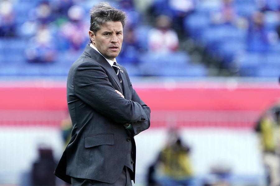 今季から浦和レッズで指揮を執るリカルド・ロドリゲス監督【写真:Getty Images】