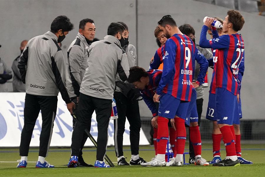 FC東京が3連敗で勝ち点を積み上げられず【写真:Getty Images】