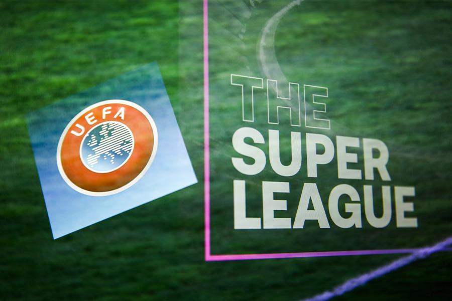 欧州スーパーリーグ構想は終息へ(写真はイメージです)【写真:Getty Images】