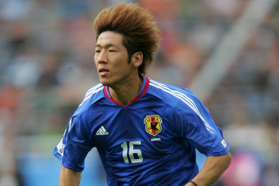 2006年ドイツW杯に出場した元日本代表FW大黒将志【写真:Getty Images】