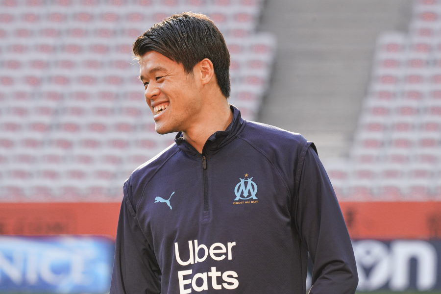 マルセイユ退団を決断した日本代表DF酒井宏樹【写真:Getty Images】