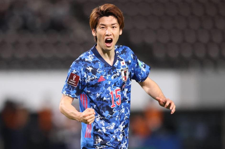 日本代表FW大迫勇也は5ゴールで勝利に貢献【写真:高橋 学】