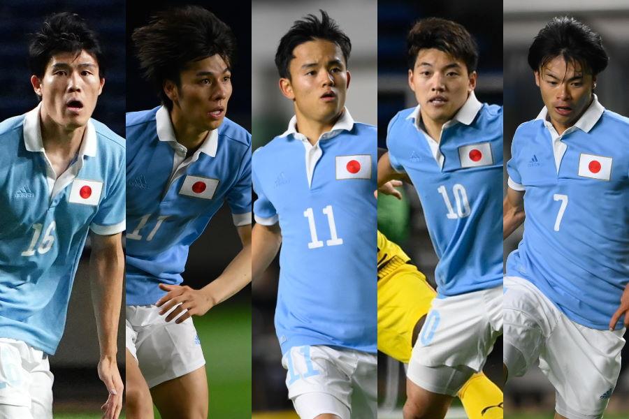 金田喜稔氏が出場した全17選手を5段階で採点【写真:浦 正弘 & Getty Images】