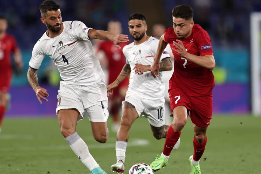 イタリアがトルコに3-0快勝【写真:Getty Images】