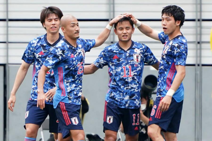 ジャマイカ代表のウェイトコーチがU-24日本代表を称賛【写真:Getty Images】